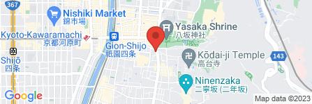 地図 AYANOKOJI