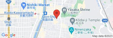地図 お茶屋 うす井