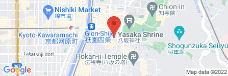 地図 お茶屋 近江作