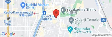 地図 お茶屋 池田屋
