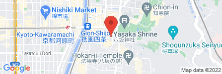 地図 RIGOLETTO SMOKE GRILL& BAR
