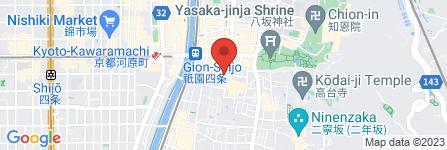 地図 井政