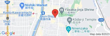 地図 祇園きだ