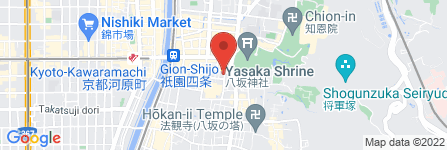 地図 ギオンサンボア