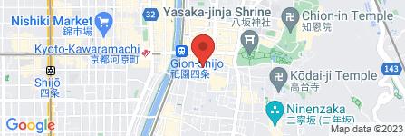 地図 喫茶小花