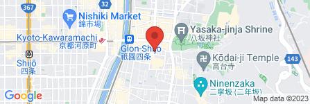 地図 祇園 岩元