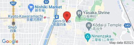 地図 旅館 菊梅