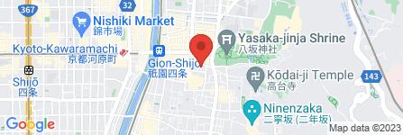 地図 祇園 丸山