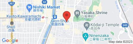 地図 キヌ美粧院