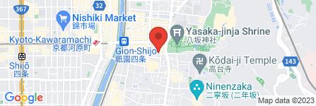 地図 鮨 よし田
