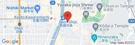 地図 Bistro Grelot