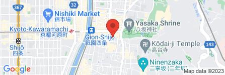地図 プレミアム 听 祇園店
