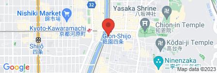 地図 Magurofactory(マグロファクトリー)