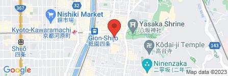 地図 十二段家 本店