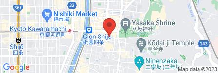 地図 孝鶴