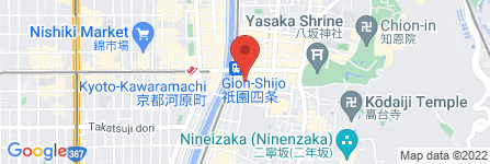 地図 T・バー