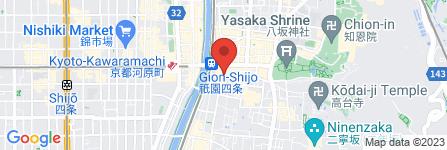 地図 シバモト美容室