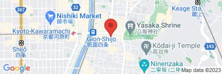 地図 お茶屋 松葉元