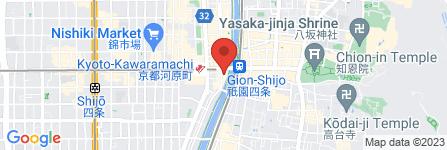 地図 ビジネスホテル 秀仙閣