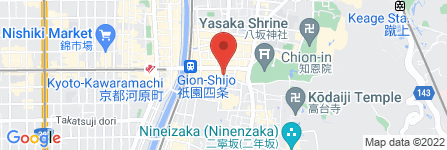 地図 久露葉亭 濁屋善