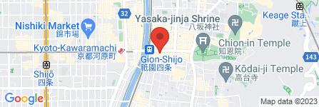 地図 仲源寺