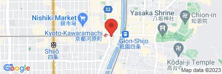 地図 京都 マルイ