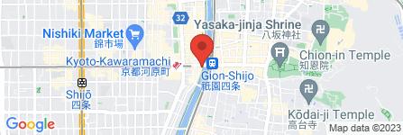 地図 東華菜館