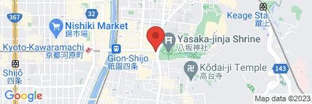 地図 祇園交番
