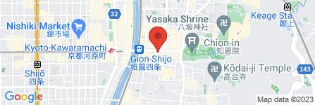 地図 ギオン薬局