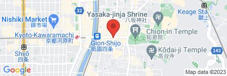地図 松葉屋