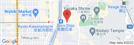 地図 舞扇堂 祇園店