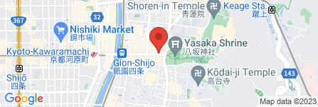 地図 パリー理容院