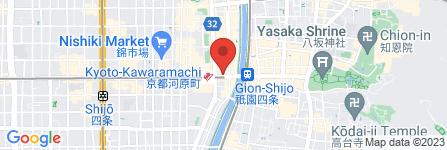 地図 株式会社伊と忠