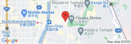 地図 株式会社GLミセスショップ