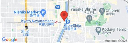 地図 いろは 本店