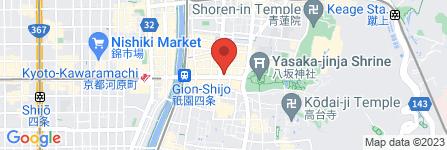 地図 株式会社祇園画廊