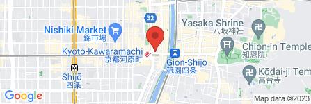 地図 ABCクッキングスタジオ