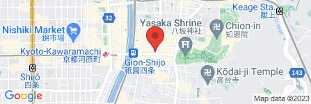 地図 金竹堂