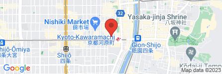 地図 ブランドクラブ CUBE
