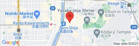 地図 咲く八