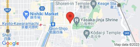 地図 山口 大亭東店