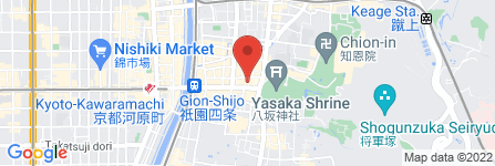 地図 株式会社 祇園ファーストビル