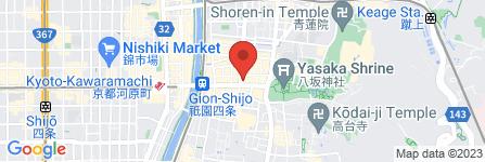 地図 LOUNGE AINA