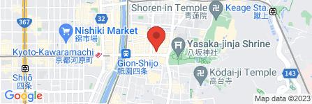 地図 京 カフェコムサ