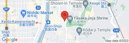 地図 祇園 その
