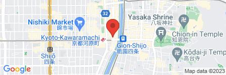地図 喫茶ソワレ