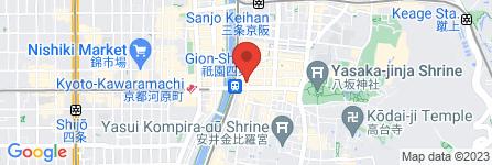 地図 BAR ROUND