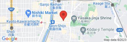 地図 ラウンジ・オーク