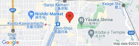 地図 中花倶楽部