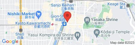地図 Bar Indigo